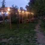 kanatlı bahçem gece